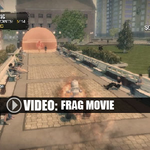 Saints Row 2 Frag Movie