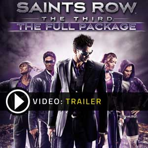 Acheter Saints Row the Third Full Package clé CD Comparateur Prix
