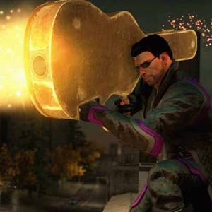Saints Row 4 Xbox One Gameplay