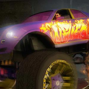 Saints Row 4 Xbox One Véhicule