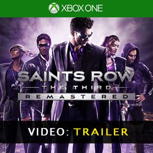 Acheter Saints Row The Third Remastered Xbox One Comparateur Prix