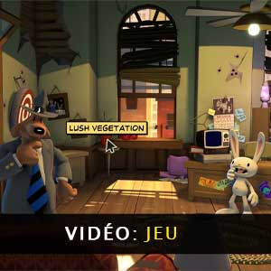 Sam & Max Save the World Jeu vidéo