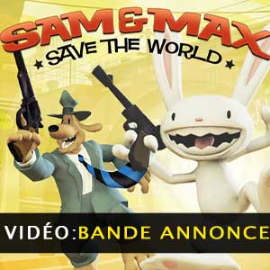 Sam & Max Save the World Bande-annonce vidéo