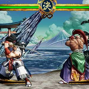 Haomaru vs Genjuro