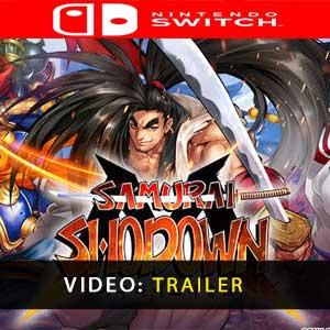 Acheter Samurai Shodown Nintendo Switch comparateur prix