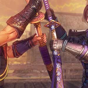 Samurai Warriors 5 Pacte de l'épée