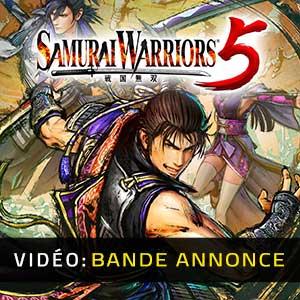 Samurai Warriors 5 Bande-annonce Vidéo