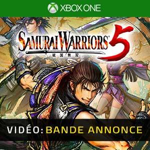 Samurai Warriors 5 Xbox One Bande-annonce Vidéo