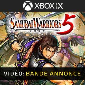 Samurai Warriors 5 Xbox Series X Bande-annonce Vidéo