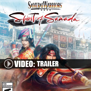 Acheter Samurai Warriors Spirit of Sanada Clé Cd Comparateur Prix