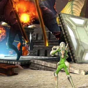 Sanctum Combat