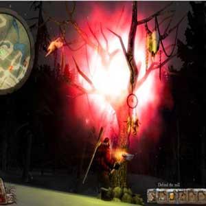 Sang-Froid Tales of Werewolves Arbre sacré