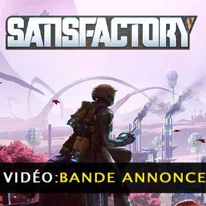 Satisfactory Bande-annonce Vidéo