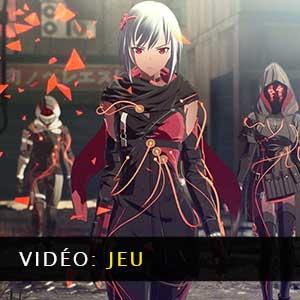 Scarlet Nexus Vidéo de gameplay