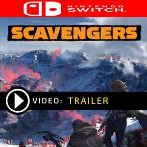 Scavengers Nintendo Switch en boîte ou à télécharger