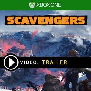 Scavengers Xbox One en boîte ou à télécharger
