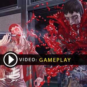 School GirlZombie Hunter PS4 vidéo Gameplay