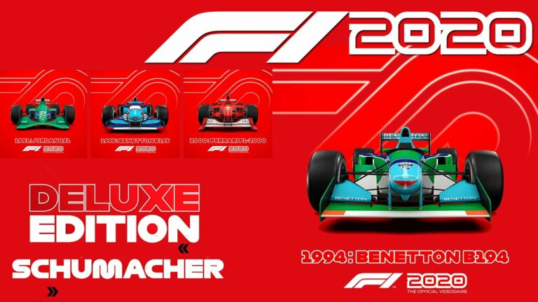 F1 2020 Deluxe Edition