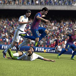 FIFA 15 PS4 1 contre 1