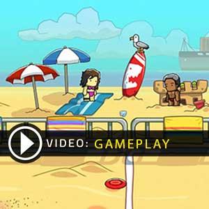 Scribblenauts Showdown Nintendo Switch vidéo Gameplay
