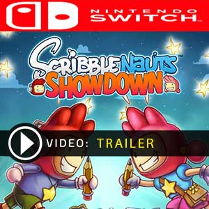 Scribblenauts Showdown Nintendo Switch en boîte ou à télécharger