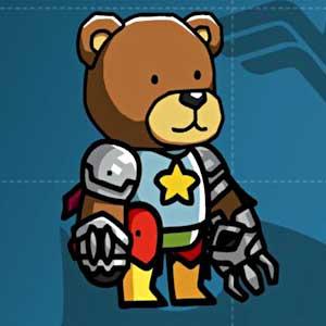 Scribblenauts Unmasked A DC Comics Adventure Créateur de personnage