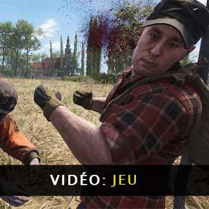 Vidéo De Gameplay De SCUM