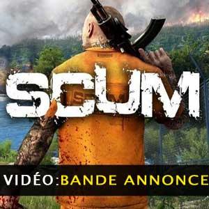 SCUM Video Trailer