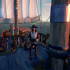 Bosun Bill Sea of Thieves