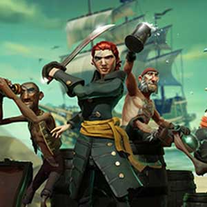 Sea of Thieves Pirates