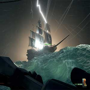 Bataille Navale Sea of Thieves