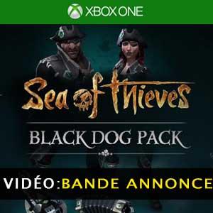 Vidéo de la bande annonce de Sea of Thieves Black Dog Pack