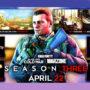 CoD Black Ops Cold War & Warzone : La saison 3 est arrivée