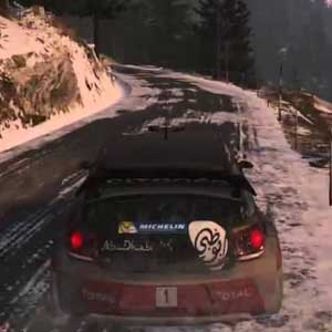 Sebastien Loeb Rally PS4 EVO Rally