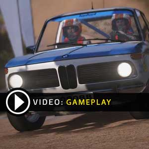 Sebastien Loeb Rally EVO PS4 Gameplay Video