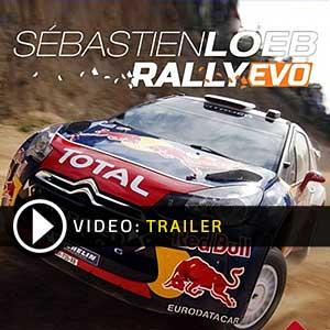 Acheter Sebastien Loeb Rally EVO Clé Cd Comparateur Prix