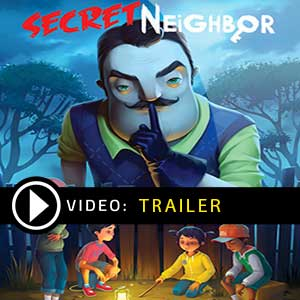Acheter Secret Neighbor Clé CD Comparateur Prix