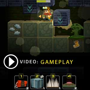 Secrets of Deep Earth Shrine Gameplay Video