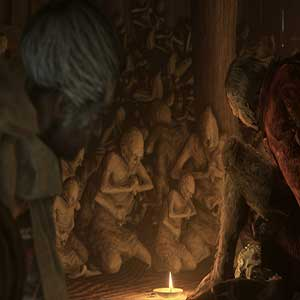Sekiro Shadows Die Twice : le sculpteur