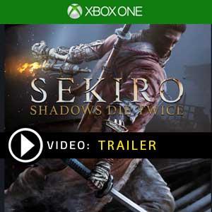 Sekiro Shadows Die Twice Xbox One en boîte ou à télécharger