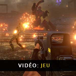 Vidéo du jeu Serious Sam 4 Planet Badass