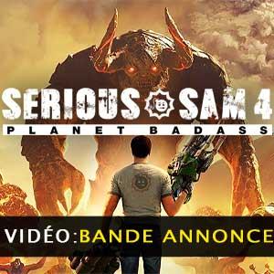 Vidéo de la bande-annonce de Serious Sam 4 Planet Badass
