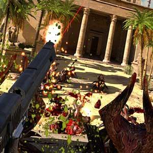Serious Sam VR The Last Hope Double pistolet
