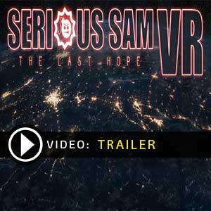 Acheter Serious Sam VR The Last Hope Clé Cd Comparateur Prix