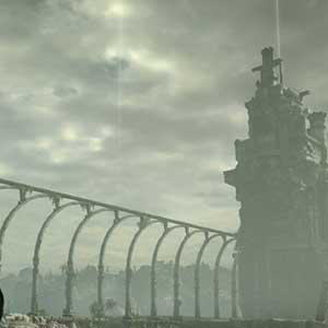 terres interdites remplies de ruines envoûtantes
