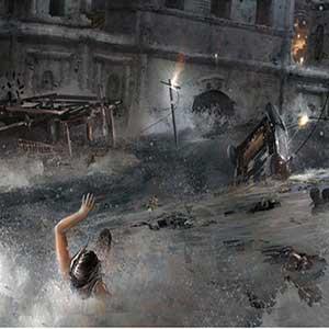 Découvrez les tombes sombres et brutales