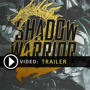 Acheter Shadow Warrior 2 Clé Cd Comparateur Prix
