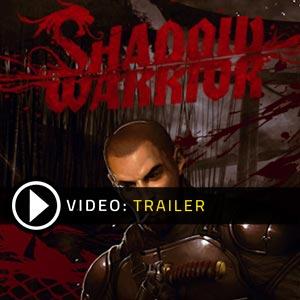 Acheter Shadow Warrior clé CD Comparateur Prix