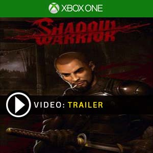 Shadow Warrior Xbox One en boîte ou à télécharger