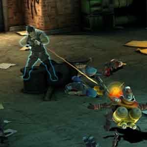 Shadowrun Chronicles - Attaquer des ennemis